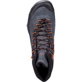 La Sportiva TX4 GTX Mid Zapatillas Hombre, carbon/flame